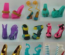 Monster High Schuhe Shop 2 - Basic Shoes High Heels Boots Stiefel - Cleo Frankie