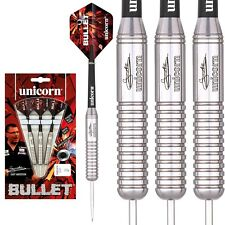 25g Unicorn Gary Anderson Bullet Super Durable Stainless Steel Darts Set