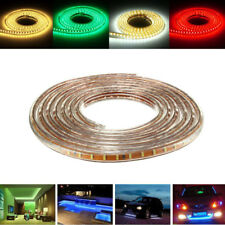 3M SMD3014 WATERPROOF LED ROPE LAMP PARTY HOME CHRISTMAS INDOOROUTDOOR STRIP