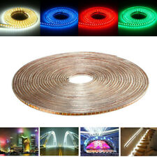 20M SMD3014 WATERPROOF LED ROPE LAMP PARTY HOME CHRISTMAS INDOOROUTDOOR STRIP