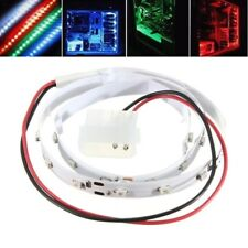 50CM SMD 3528 NONWATERPROOF LED FLEXIBLE STRIP LIGHT PC COMPUTER CASE ADHESIVE