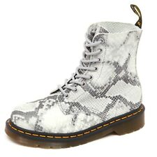 D7054 (without box) anfibio donna grey DR. MARTENS PASCAL boot shoe woman