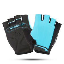 UNIVERSIAL MOTORCYCLE RIDING HALF FINGERS FINGERLESS GLOVES SIZE L