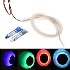 DC12V MOTORCYCLE MODIFIED EXHAUST PIPE HEATED LED LIGHT LAMP STRIP