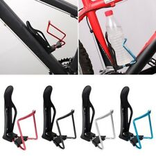 CYCLING DRINK WATER BOTTLE HOLDER CAGE CUP RACK ADJUSTABLE ALUMINUM