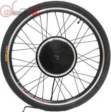 "RisunMotor Ebike Front Motorized Wheel 36/48V 1000W 20""-24"" for E-bicycle"