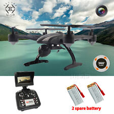 JXD 509G RC RTF FPV Drone Quadcopter with Monitor HD Camera 5.8G Altitude Hold