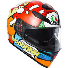 AGV K-3 SV BALLOON Casco Integral Moto Scooter Doble Visera