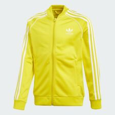 Giacca con zip Adidas TRACK JACKET Tg: 9-10;10-11;11-12;12-13 anni