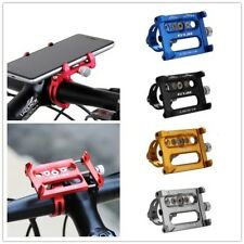 Aluminum MTB Bike Bicycle GPS Holder Motorcycle Mount Mobile Phone Accessories