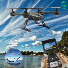 JXD 510G FPV Quadcopter Helicopter Monitor Camera 5.8G Upgraded 509G RC Drones