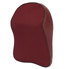 MEMORY FOAM AUTOS SEAT PILLOW NECK BACK CAR HOME OFFICE SUPPORT HEAD REST