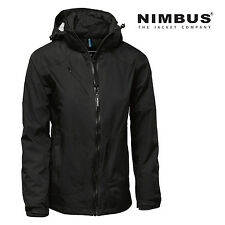 NIMBUS nb47f Mujer Whistler Sudadera Con Capucha Poliéster Chaqueta Impermeable