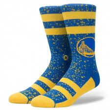 STANCE CALZE  UOMO OVERSPRAY WARRIORS NBA ARENA COLLECTION
