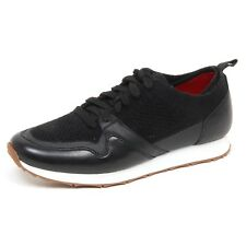 D7648 (SAMPLE NOT FOR RESALE WITHOUT BOX) sneaker uomo nero fabric UGG shoe man