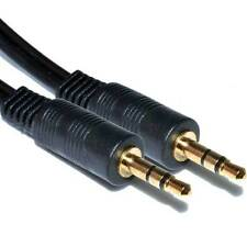 3.5mm Jack Plug To Plug Male Cable - Audio Lead For Headphone/Aux/MP3/MP4 1m-5M