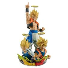 DRAGON BALL Z - figura Gogeta, Goku Y Vegeta, Figuration Vol. 1 y 2  Banpresto