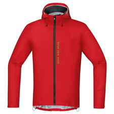 Chaqueta Gore Bike Wear Power Trail GT AS Gore-Tex Rojo