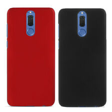 Peapod® Matte Rubberised Slim Hard Back Rear Cover Case for Huawei Phones