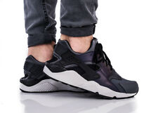 NIKE AIR HUARACHE RUN PRM d'Homme Gris Chaussures de sport Baskets Homme