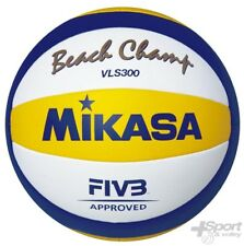 Pallone Beach Volley Mikasa Beach Champ VLS300 FIVB Approved