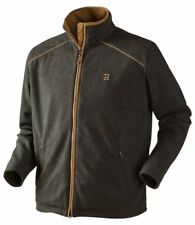 Harkila Sandhem Fleece Jacket - Earth grey melange