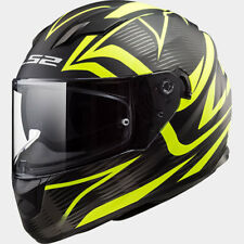 LS2 Stream Evo Jink Casque Intégral Moto Scooter Road Touring Double Visière