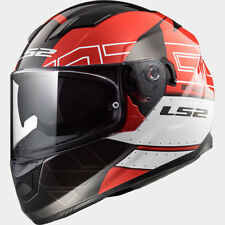 LS2 Stream Evo Kub Casque Intégral Moto Scooter Road Touring Double Visière