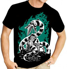 Beetlejuice (Tim Burton / Michael Keaton) Movie Film Men's Black T Shirt