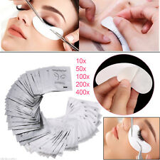Pairs of Eyelash Lash Extension Under Eye Gel Pads Lint Free Eye Patches Pad New