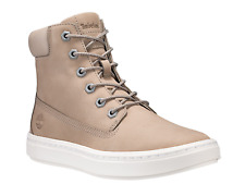 Timberland Women's Londyn 6-Inch Boots Taupe Nubuck Sizes 9.5 11
