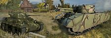 WORLD OF TANKS STARTER ACCOUNT EXCELSIOR & M22 LOCUST PLUS 1800 GOLD