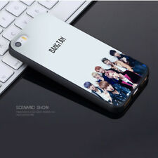 BTS Bangtan Boys Kpopmusic Painted Phone Accessories Case for Apple Iphone Cover