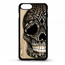 378a4d9a8a8ae Skull pattern sugar skull candy day of the dead tattoo pattern phone case  cover