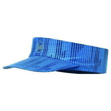 Visera Buff Pack Run Visor R-Deep Logo Dark Navy