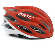 Casco MSC Road Inmold Rojo