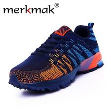 Merkmak Men's Shoes Breathable Casual High Quality Fashion Men Leisure Chinese B
