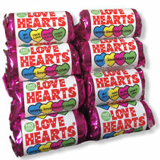Swizzels Love Hearts Valentines Retro Sweet Shop Old Fashioned Candy Wedding