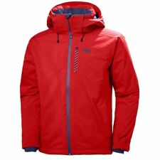 Helly Hansen Swift 3 Men's Ski Jacket 65522/222 Alert Red NEW