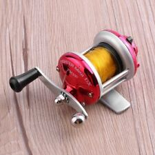 Right Handed Reel Round Bait casting Fishing Reel Saltwater Fishing Reel vH