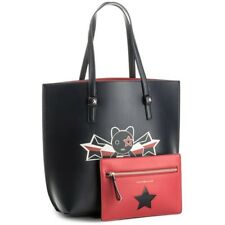 TOMMY HILFIGER AW0AW05264/904 TH EFFORTLESS NS TOTE PRINT SAC À MAIN