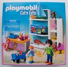 Playmobil City TOY SHOP store contents for shopping mall NEW  5488
