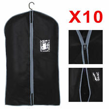 LARGE SUIT BAG DRESS CLOTHES BAGS TRAVEL PROTECTOR CARRIER GARMENT BAGS STORAGE