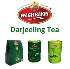Wagh Bakri Pure Indian Darjeeling Tea Organic Green Tea | Chai Direct From India