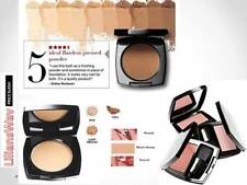 Avon Ideal Impecable (MARK) Maquillaje Compacto NUDE MATE/LUMINOSO Colorete ~