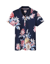Joules Pippa imprimé femmes Polo - MARINE Whitstable floral