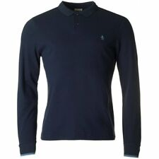 Original Penguin homme ottomon polo manche longue