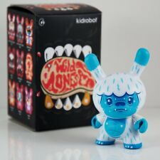 Kono The Yeti - Wild Ones Dunny Vinyl Mini Figure by Kidrobot