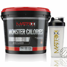 massa proteine del siero del latte in polvere 4kg MATRIX Nutrition