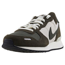 Mens Nike Air Vortex Suede & Textile Green Sail Branded Footwear Shoes Trainers